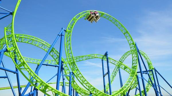roller coaster of emotions