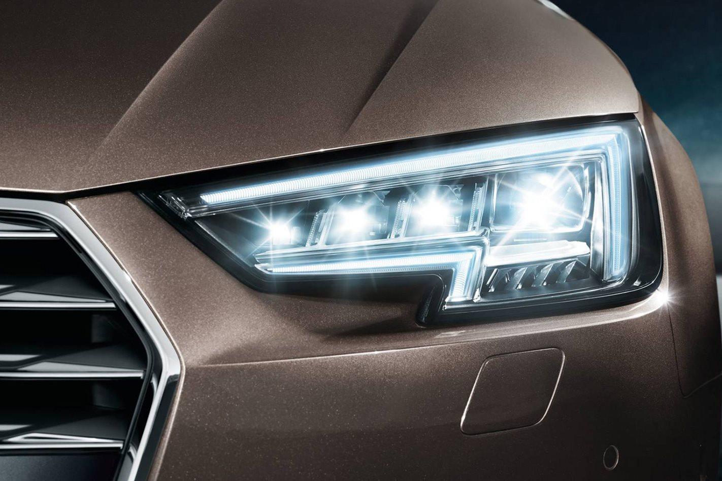 Audi-Matrix-LED-Headlights