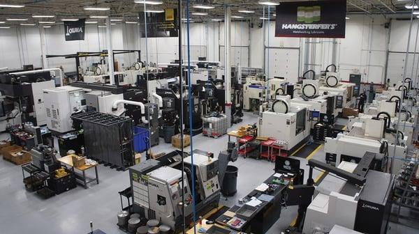 New Machine Shop