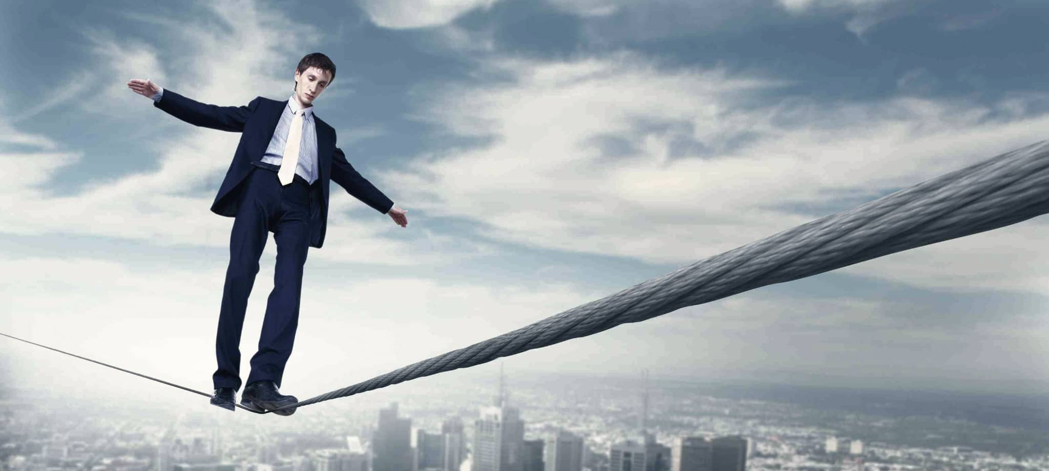 business-confidentiality-tight-rope